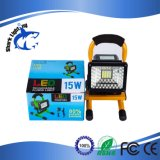 Projecteur Emergency du Portable 15W DEL