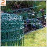 Jardín de flores valla fronteriza/valla de malla de alambre