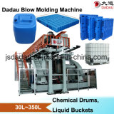 Plastikdurchbrennenmaschine für Trommeln von 30L zu 350L