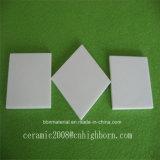 Placa de cerámica del Zirconia blanco de la alta calidad