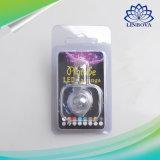 Des Valentinsgrußes Ohrring-Frauen-Schmucksache-Glühen des Geschenk-Funktionseigenschaft-Liebes-Inner-LED leuchtendes in den dunklen Ohrringen