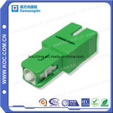 Pour l'atténuateur de fibre optique SC mâle à femelle 12dB