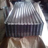 Hauptqualität gewelltes galvanisiertes Eisen-Stahlblech-Metalldach für Verkauf