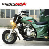Triciclo da carga do poder superior 250cc com os pneus traseiros dobro