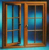 Guichet en bois en verre Inférieur-e de Woodwin