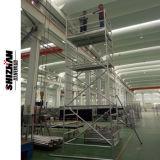 Vielseitiges AluminiumRinglock Schicht-Systems-Baugerüst