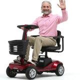 """""""trotinette"""" elétrico de quatro rodas novo da mobilidade 2018 com assento dobro"""