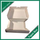 白いボール紙の小型カップケーキの紙箱(FP900007)