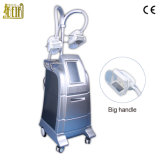 L'équipement Cryolipolysis Salon de beauté avec deux poignées pour le corps amincissant la machine de travail