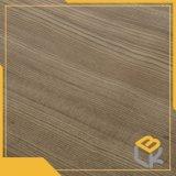 Grain du bois de teck décoratif papier imprégné de mélamine pour les placages, plancher, portes et des meubles d'fabricant chinois