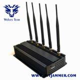 5W potente tutto il WiFi segnala l'emittente di disturbo (2.4G, 4.9G, 5.0G, 5.8G)