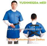 Vestiti protettivi del grembiule del cavo del collare del cavo dei raggi X del Ce