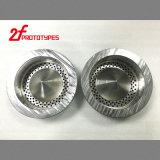 5 Aixs 6061 Auto partes separadas de alumínio/moagem CNC com peças personalizadas da máquina de alta qualidade com a norma ISO9001
