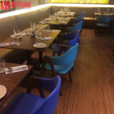 Restaurante ocidental Gorgeours Mobiliário Designs de cadeira de mesa definir
