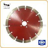 """7,5""""/190mm sécher la puissance des outils diamant Hot-Pressed Disque de coupe pour la pierre de lame de scie"""