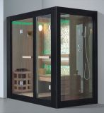 Sauna combiné par vapeur neuve de rectangle de modèle (AT-8881)