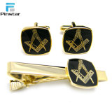 Pinstar gold plating Masonic Freemason Men's Gold alfinetes