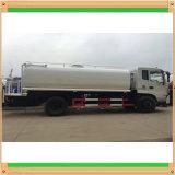Dongfeng 4X2 Type de l'exportation à l'Algérie camion-citerne de transport de carburant