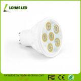 Projecteurs du jour 5000K des ampoules DEL de Lohas GU10 6W (équivalent d'ampoule d'halogène 50W) DEL Dimmable
