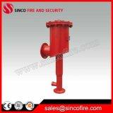 Câmara horizontal da espuma para o abastecimento de água da espuma