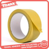 La cinta adhesiva de PVC resistente al agua marrón, con relieves cinta adhesiva