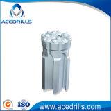 Outils à pastilles de Rectract de carbure de tungstène d'outil de foret de roche de l'amorçage T51