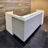 Réception ronde de bureau de la CE de meubles de réception de bureau approuvé de bureau