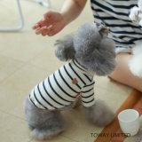 Il marinaio popolare del cane delle bande copre la camicia di Cottont- dell'animale domestico