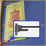 Уличный свет Поляк металла рекламируя основание плаката (BS02)