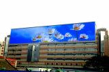 Alto brillo grande P16 que hace publicidad de la visualización de LED al aire libre