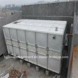 Тип секционная цистерна с водой панели FRP SMC воды Tank/GRP