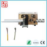 Taglio automatico del collegare di alta qualità, mettere a nudo, torcente macchina Dg-220t
