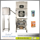 縦の液体の満ちるシーリング磨き粉の袋のパッキング機械装置