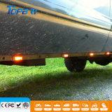 Lampe d'arrière imperméable à l'eau de camion léger de remorque de DEL