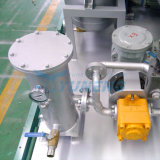 Destilería inútil a prueba de explosiones del petróleo del neumático de Yuneng