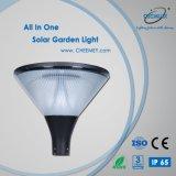 Luzes solares exterior 12W para jardim ou rua