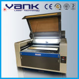 Láser de CO2 de alta calidad de máquina grabador 5030 6040 9060 1290 Yongli no metálicos de 40W~150W.