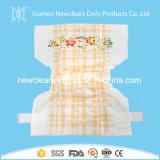 Couches-culottes remplaçables colorées de bébé
