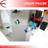 Cabezal único vertical de la máquina de llenado de agua/Líquidos máquina de envasado y llenado de líquido