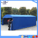 Barraca revestida laminada PVC Tarps do vinil