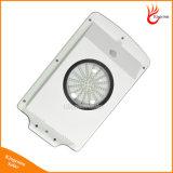 Luz de Rua Solar alimentada a energia solar LED integrado de 6 W Luz Solar para iluminação de exterior em casa com Sensor de PIR