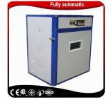 Petit prix automatique de machine d'établissement d'incubation de volaille de 500 oeufs en Chine