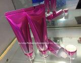 Гуанчжоу горячая продажа косметики пластиковой упаковки белого цвета сливок трубки