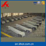 Carcaça de areia Ductile do ferro da fábrica de Luoyang com fazer à máquina do CNC
