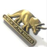 Pin de encargo de la solapa del emblema del recuerdo del museo del metal (xd-055)