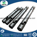 Asta cilindrica di cardano dell'acciaio inossidabile di Wsp