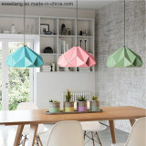 Sechs Farben-hängende Innenbeleuchtung für Gaststätte-Dekoration
