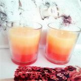 Оптовая торговля 4 аромат ароматические свечи вотиве стекла для интерьера и поощрение