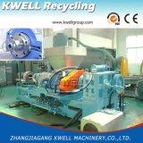 Espuma de la venta EVA/EPE de la fábrica que recicla la línea de la granulación, estirador de la pelotilla de EVA