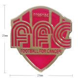 Logo especial Soft enamel cúpula la cúpula de resina epoxi y placas de metal